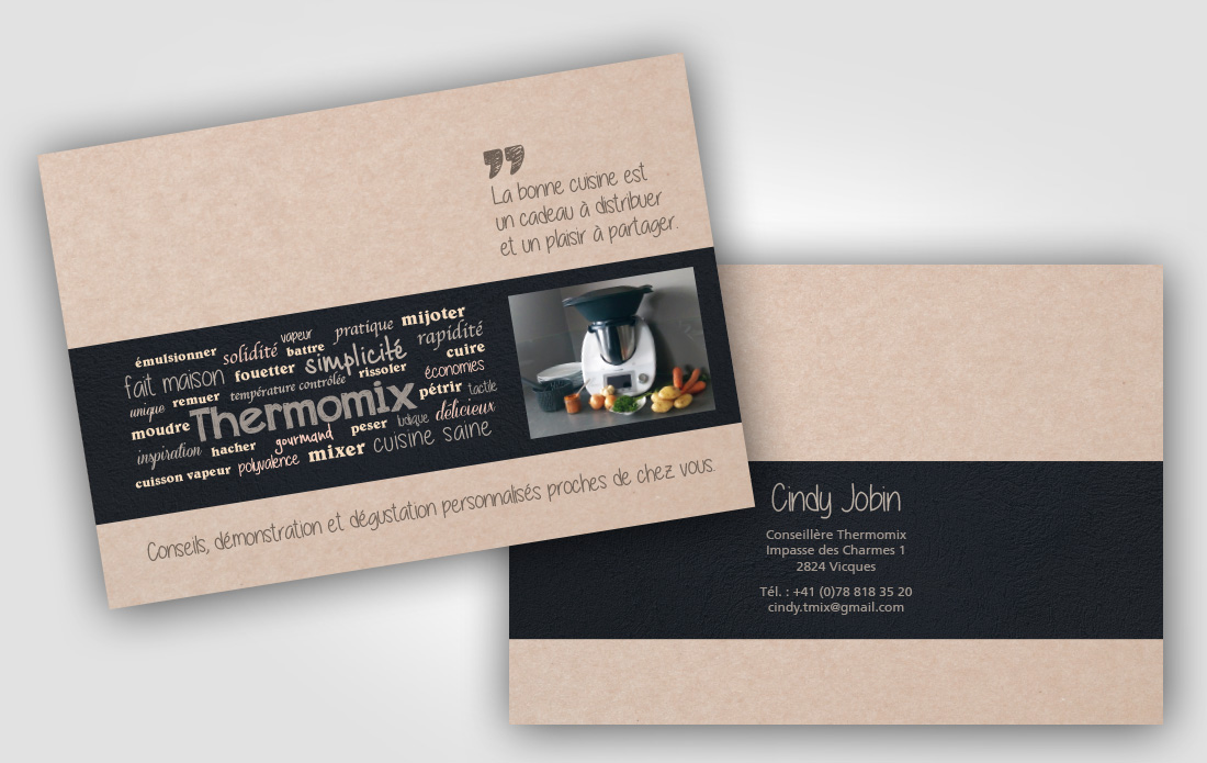 Brochure Thermomix